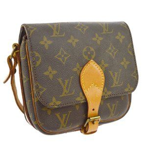 Louis Vuitton Cartouchiere Pm Cross #5405L31B